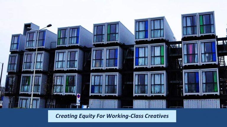 cccpdx.org Creating Equity for Working Class Creatives