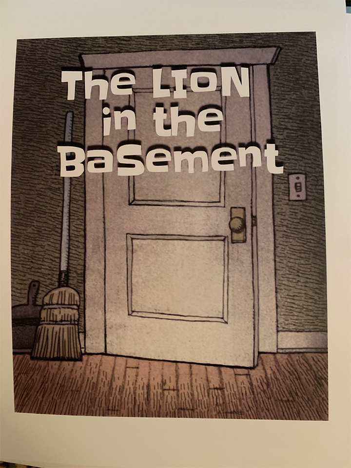 the-lion-in-the-basement-book